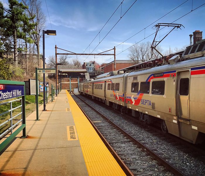SEPTA: Closed Chestnut Hill West Line Will Return