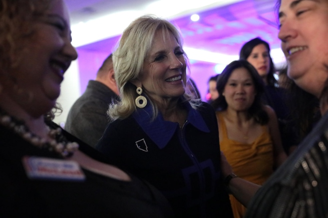 Washington Post: Jill Biden is a Tough Philly Girl with Deep Montco Roots