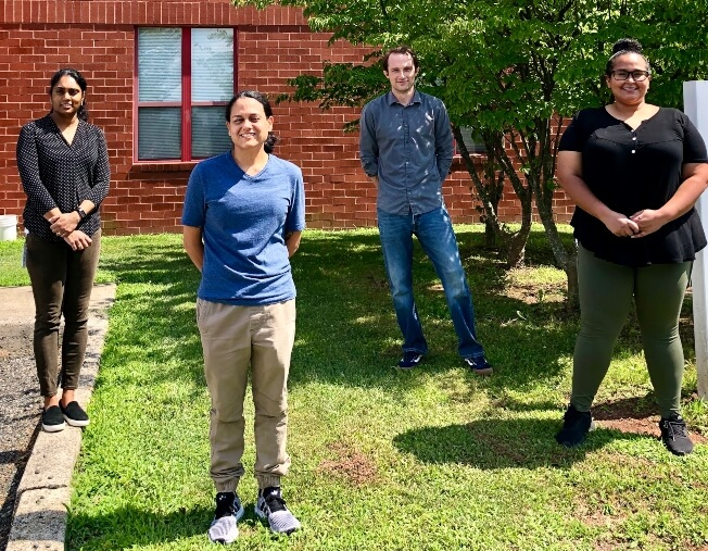MCCC Alumni Among Researchers on Front Line of COVID-19 Battle
