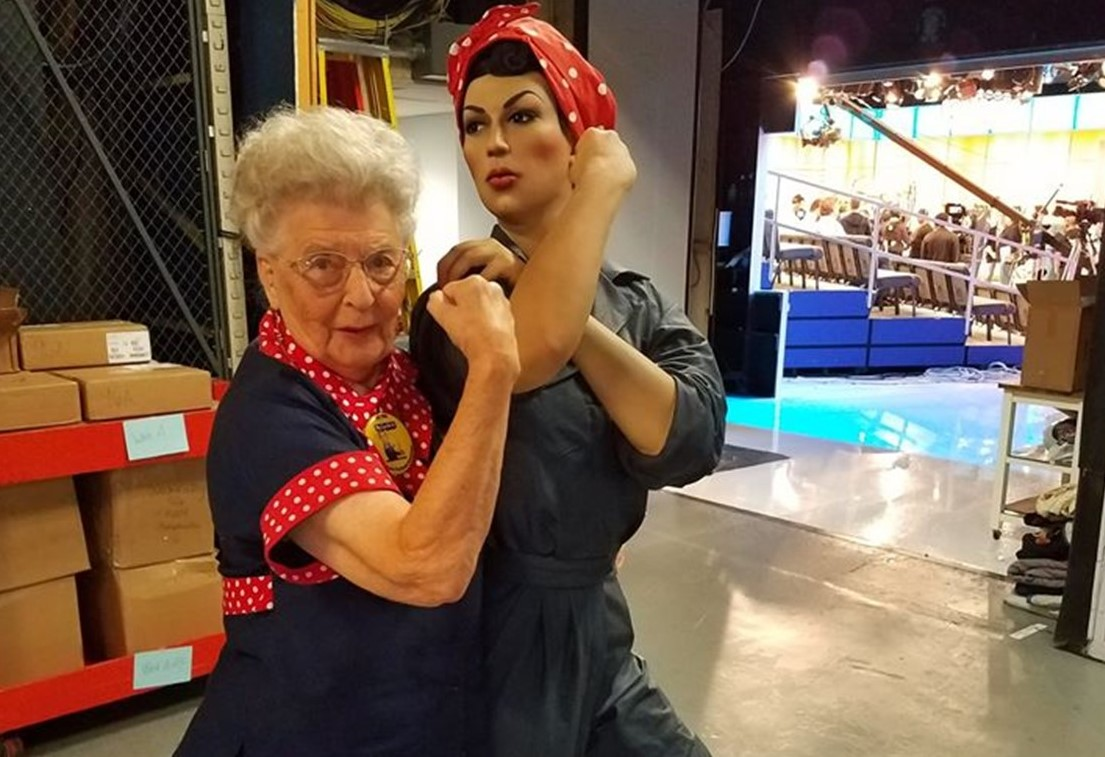 Phoenixville Woman Helps 94-Year-Old 'Rosie the Riveter' Fill Deluge of Mask Requests