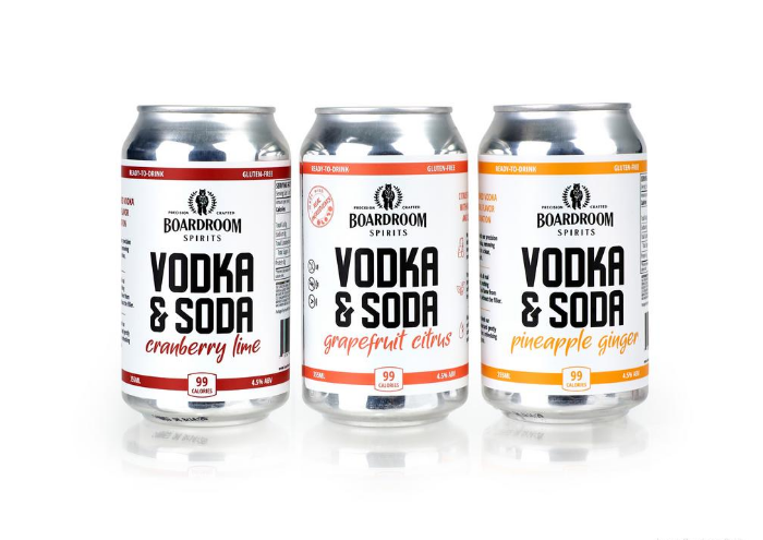 Lansdale-Based Boardroom Spirits Kickstarting New Canned Cocktail Line