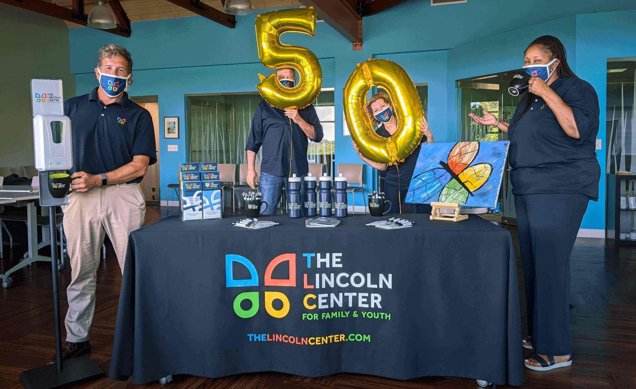 TLC Celebrates 50 years of Transforming Lives and Communities