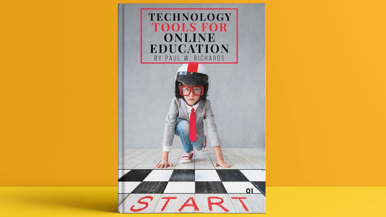 With Virtual Education the New Norm, Local Author Publishes Book to Help Teachers Utilize Technology