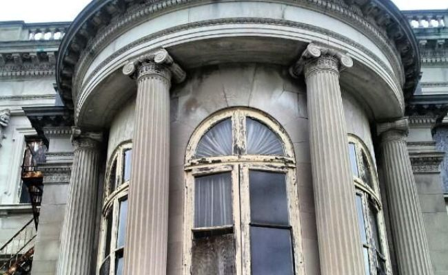 Lynnewood Hall: An Abandoned Elkins Park Historic Mansion