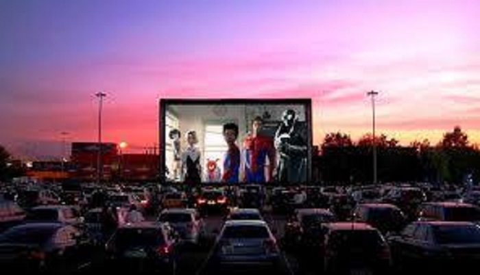 Pop-Up Drive-In at Greater Philadelphia Expo Center in Oaks Fun for Kids and Parents Alike