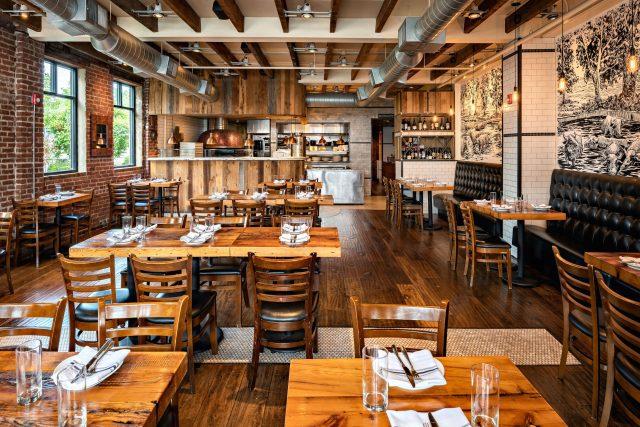 Alessandro's Wood Fired Italian Bar Open for Dinner