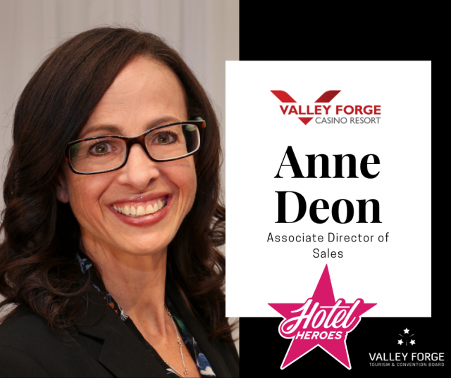 Hotel Hero: Anne Deon, Associate Director of Sales