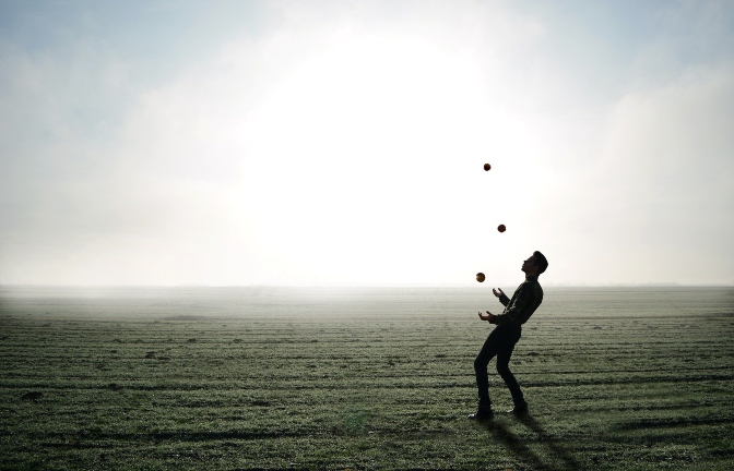 Juggling Act: 7 Time-tested Ideas for Balancing an MBA Degree with Life's Other Priorities