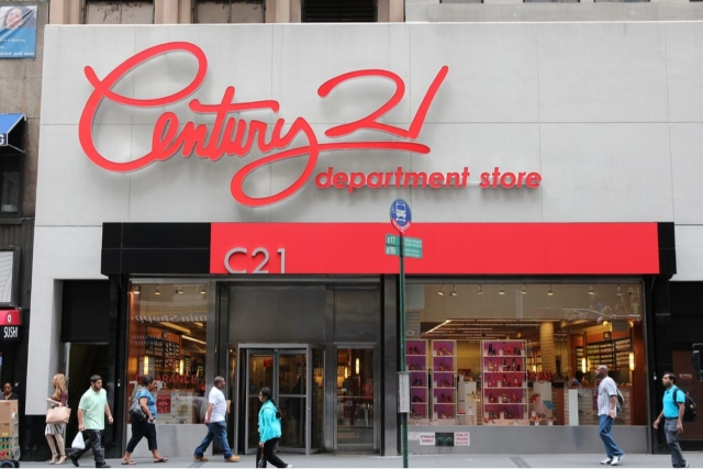 Pandemic Financial Woes Force Fashion Retailer Century 21 to File for Bankruptcy