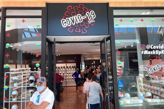 Philadelphia Magazine: Latest Addition to King of Prussia Mall is COVID-19 Store