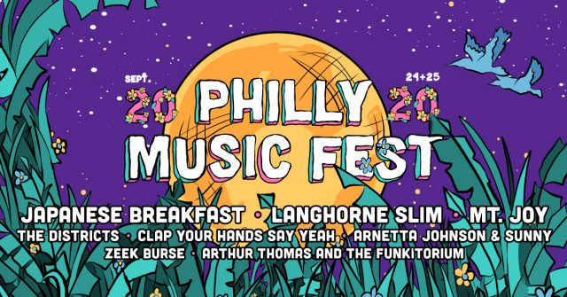 Philly Music Fest to Stream Live Performances from Ardmore Music Hall