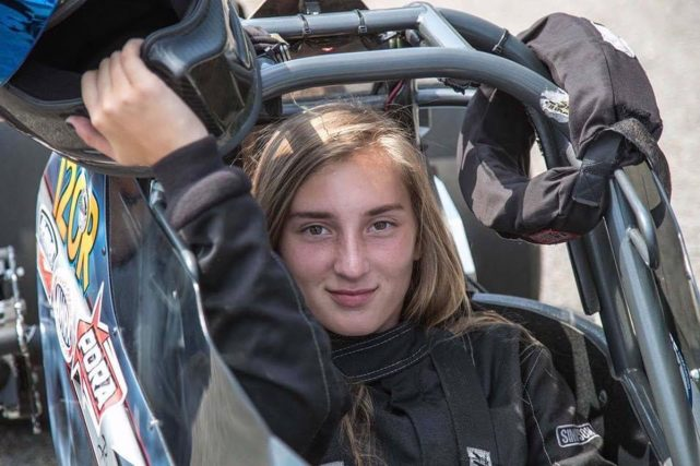 Arcadia University Class of 2024: Forensic Science Major and Drag Racer Bailie Zepp