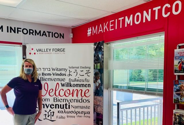 VFTCB Reopens Montco Welcome Center at Valley Forge National Historical Park