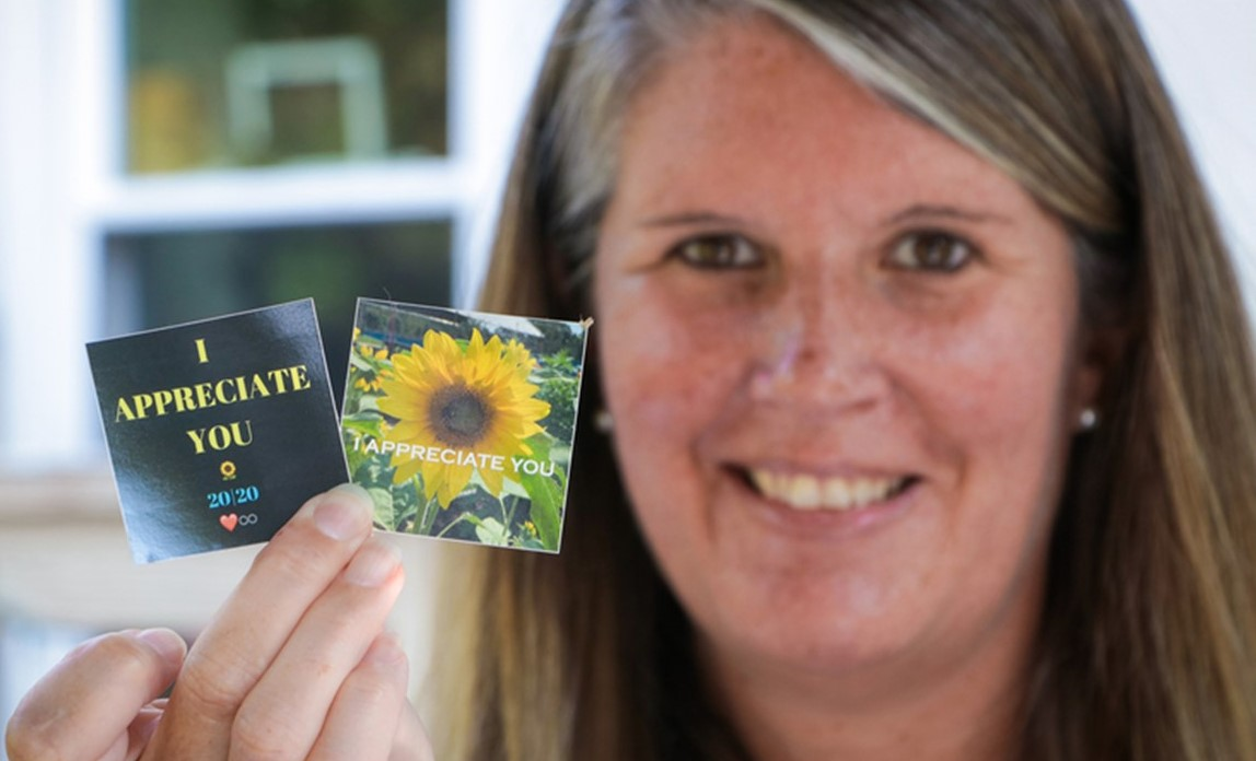 Paoli Woman Sparks Cycle of Kindness Spreading Throughout the Country