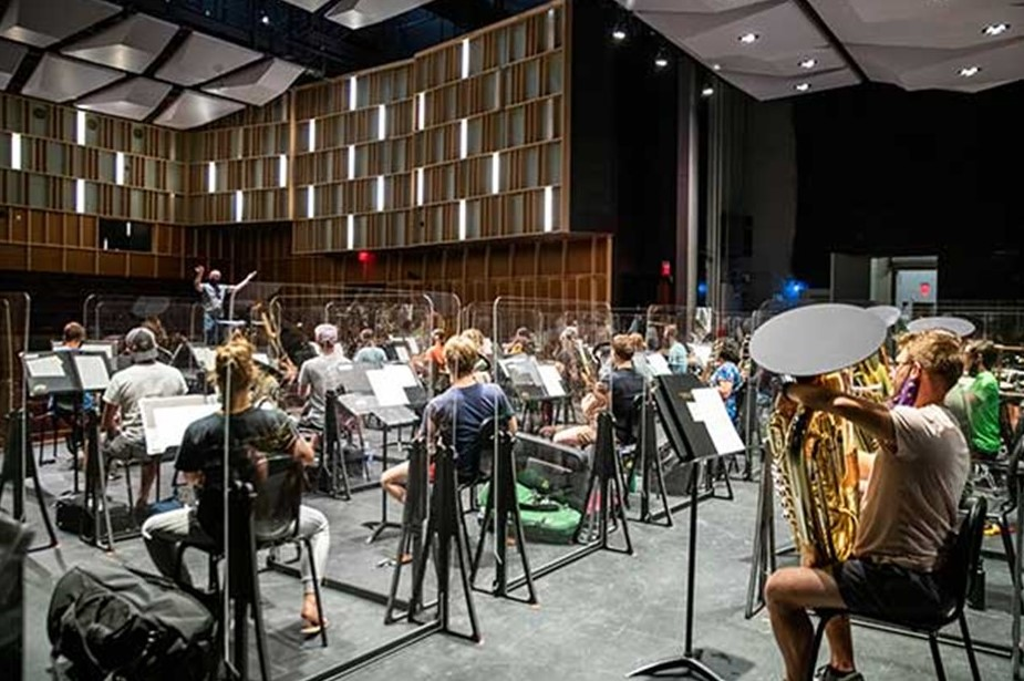 WCU's Wells School of Music to Entertain Audiences with Free Virtual Performances This Fall