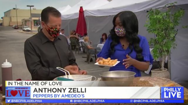 NBC's Philly Live's Aunyea Lachelle Showcases Many King of Prussia Dining, Shopping Options