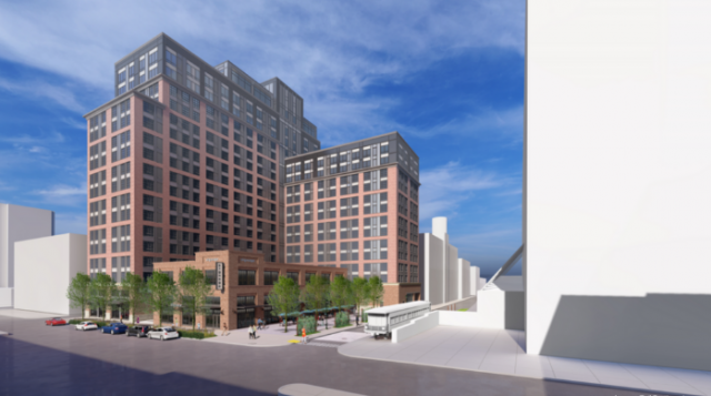 Horsham-Based Toll Brothers Purchases Center City Site to Build 18-Story Apartment Building