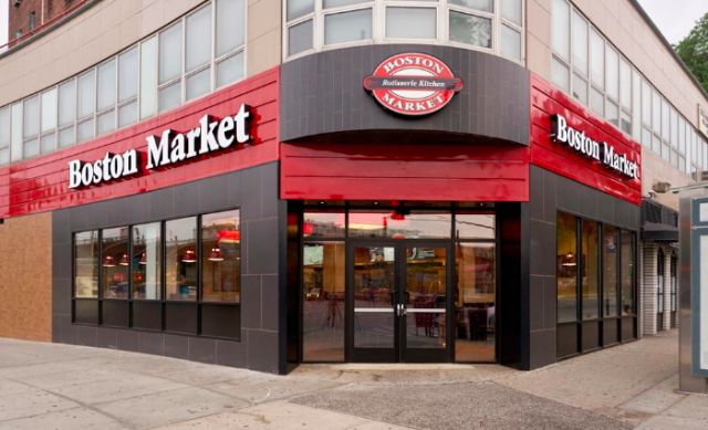 Boston Market Aggressively Expands With 5 New Stores, Including 1 in Gilbertsville