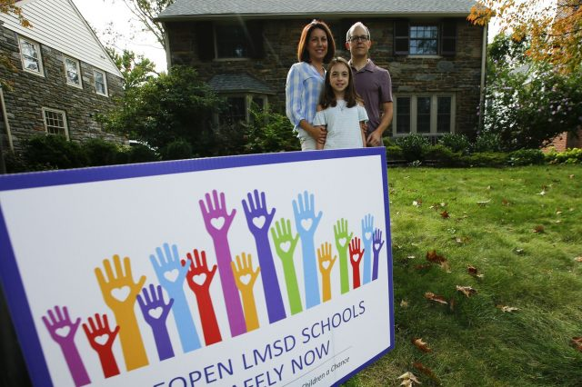 Lower Merion School District Starts Gradual Return of Students to Classrooms