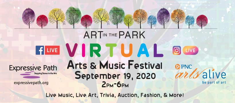 Virtual Art in the Park – Arts & Music Festival in Norristown
