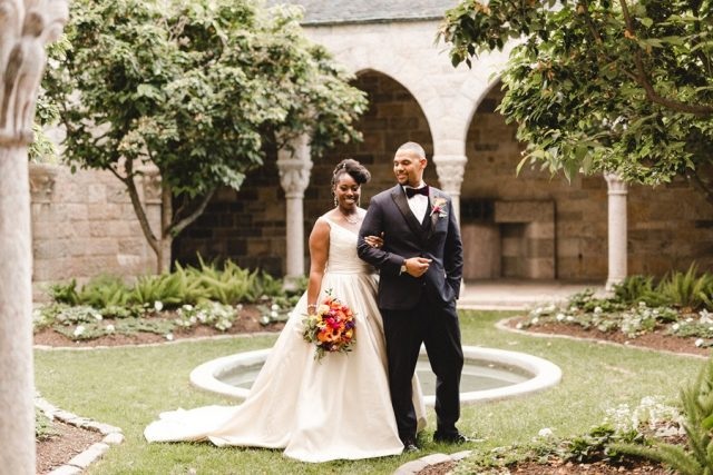 Local Couple Makes Wedding at Cairnwood Estate in Bryn Athyn Feel Like Home