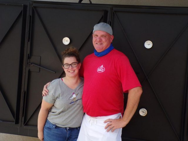 Local Couple Moves Up From Food Truck to Brick-and-Mortar Barbeque Restaurant in Telford