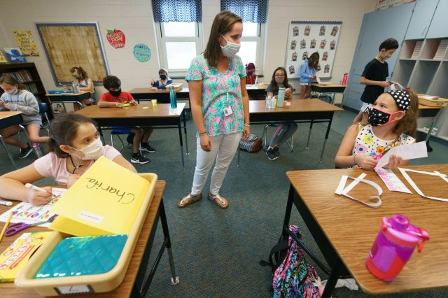 Wissahickon School District Starts New School Year with Fully In-Person Learning