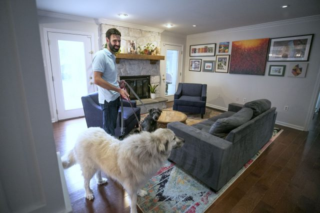 With One Project Per Year, Couple Refurbishes Their Wynnewood Home