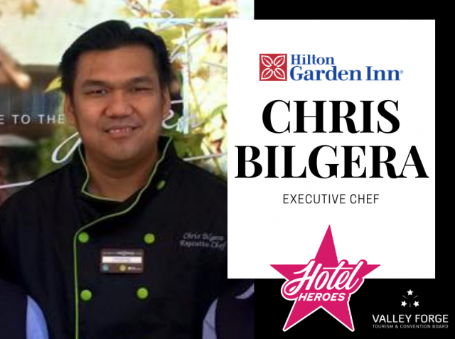 Hotel Hero: Chris Bilgera, Executive Chef