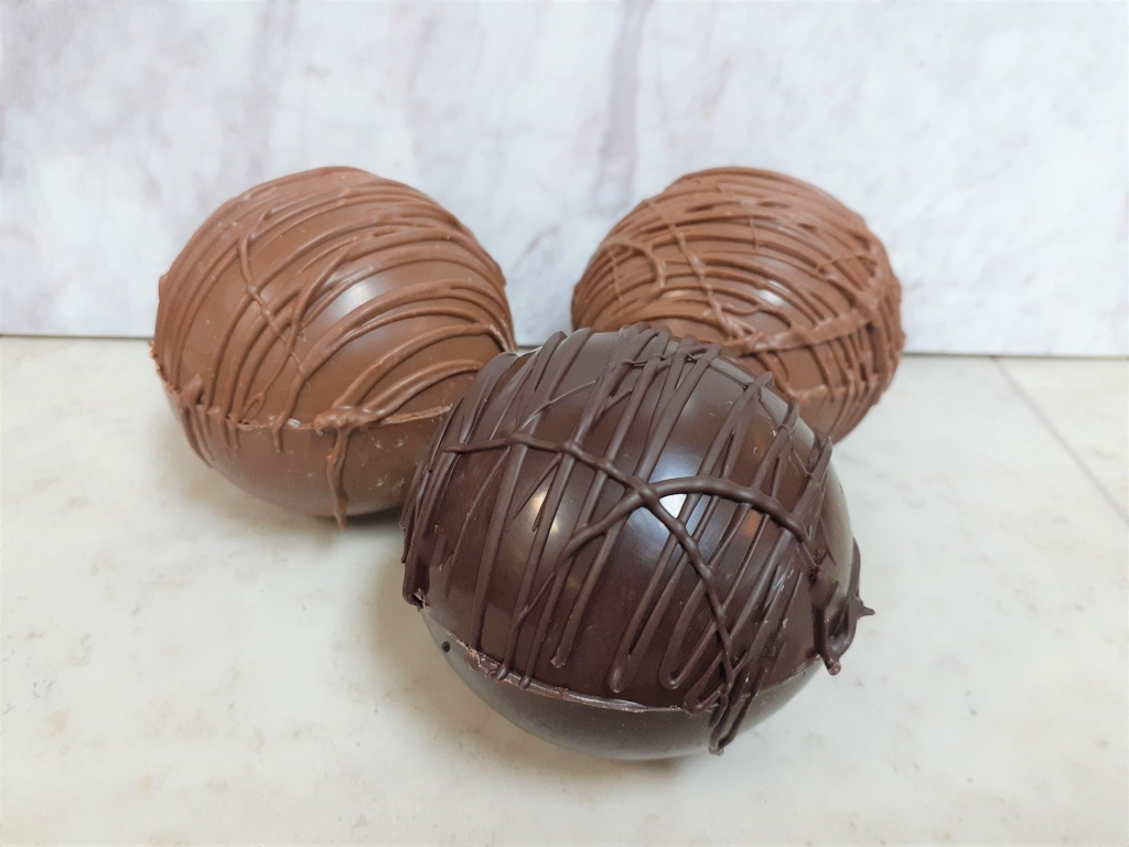 Royersford's Sweet Ashley's Chocolates' Chocolate Bomb Offers a Surprise and Warmth