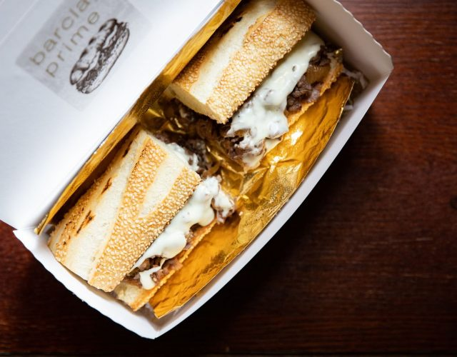 Wall Street Journal: Philly's Barclay Prime's $100 Cheesesteak Gets Luxurious Takeout Packaging