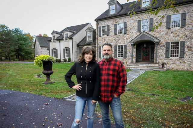 Eagleville Couple Takes Advantage of Market as Luxury Homes Catch Up with Middle Market