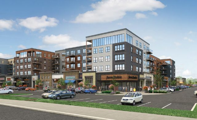 Promenade at Upper Dublin Welcomes First Residential, Retail Tenants