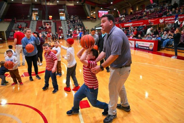 Saint Joseph's University is First Division I School to Add Autism Break Room at Games