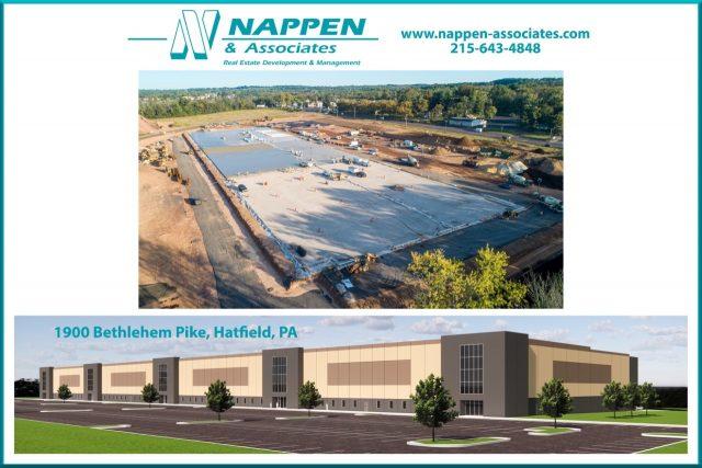 Montgomeryville's Nappen & Associates Begins Construction in Hatfield