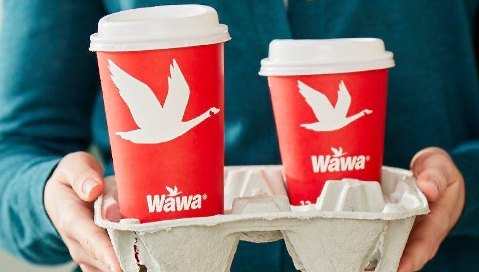 wawa hoagies coffee