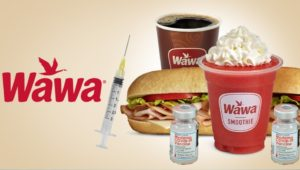 Wawa to administer COVID-19 vaccines