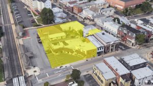 Ambler Properties mixed-use construction