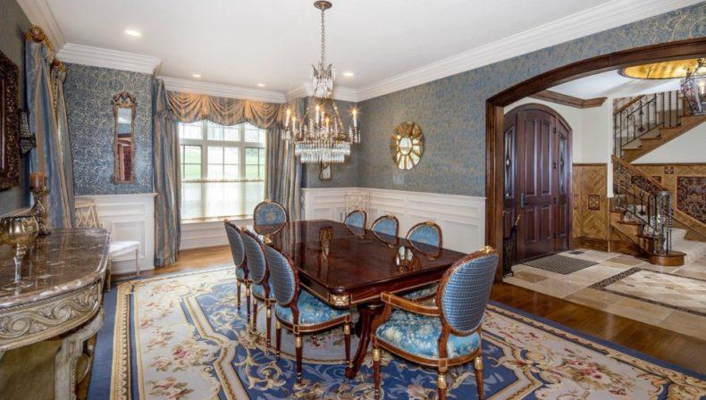 Dining room foodie real estate