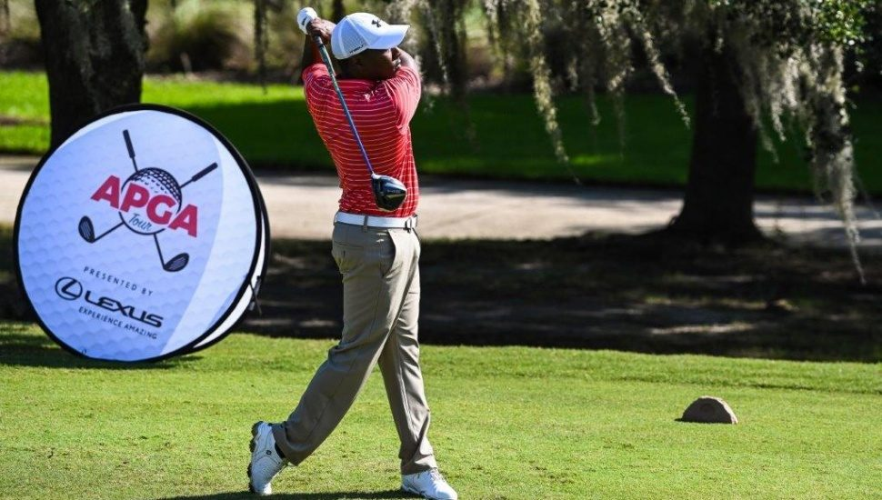 Kevin Hall Golf Montco VFTCB