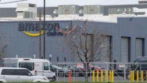 The South Philadelphia Amazon warehouse