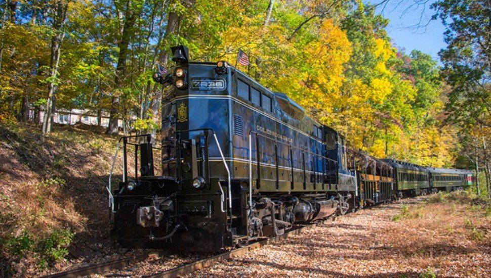 railroad in pottstown