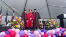 """alt=""""inauguration of sixth president at MCCC"""""""