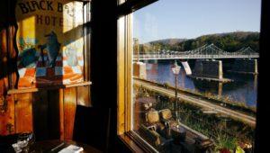 Best brunches in the U.S. Black Bass Hotel Bucks County