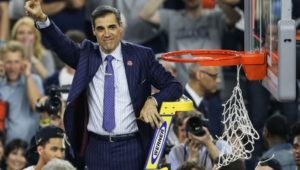 Villanova basketball coach Jay Wright inducted into basketball hall of fame
