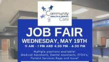 CHDC Job Fair