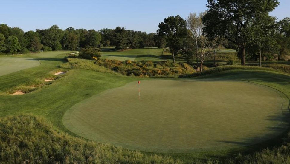 Merion Golf Club East Course made the list of top golf courses