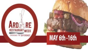 ardmore restaurant week food
