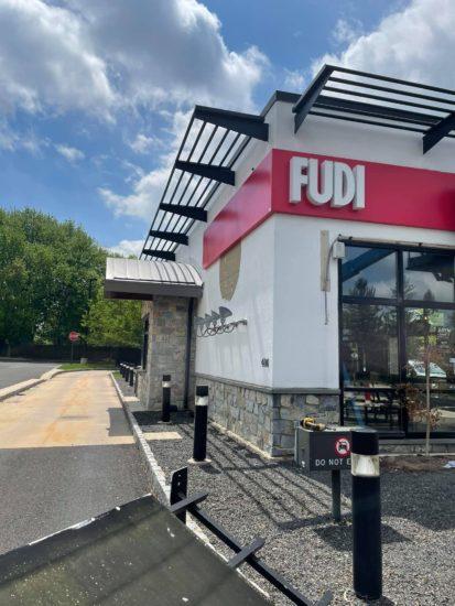 FUDI vegan fast food