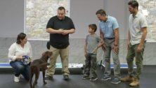 At Attention Dog Training